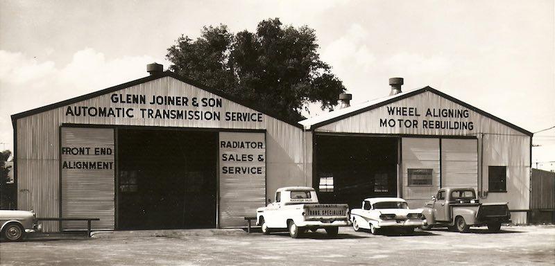Glenn Joiner & Son 1960s