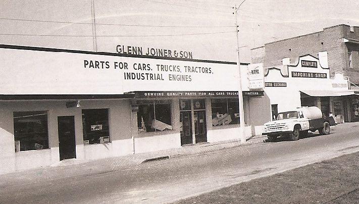 Glenn Joiner & Son 1970s