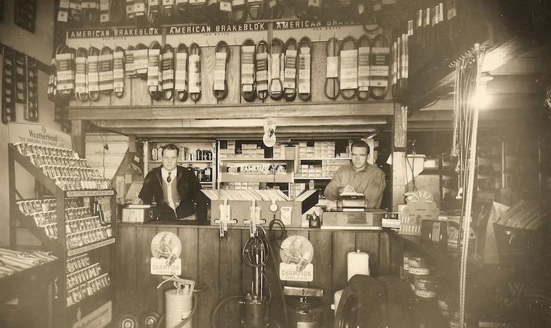 Glenn Joiner & Son 1940s
