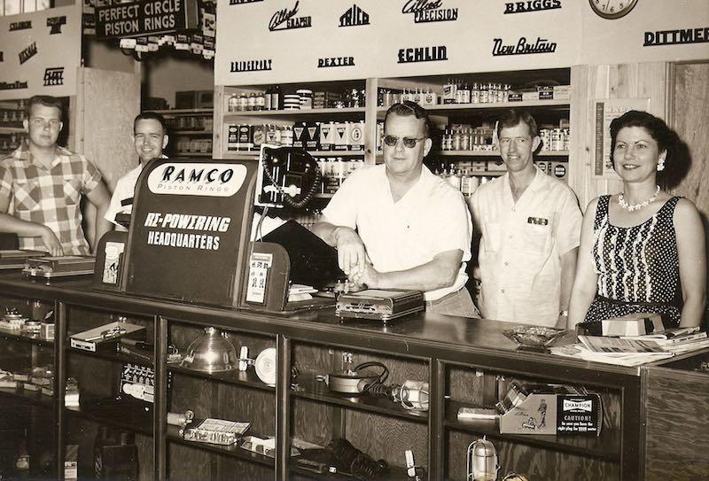 Glenn Joiner & Son 1950s