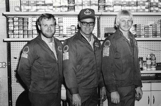 Alan, Kenny, & Brian Merschman