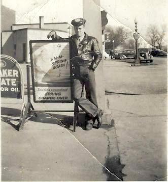 Kenny Merschman 1949