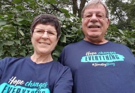 John and Lorinda Standley