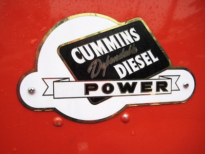 Cummins Diesel Power Logo