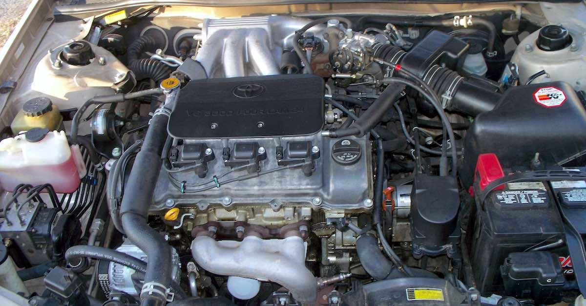 1999 Camry V6 engine