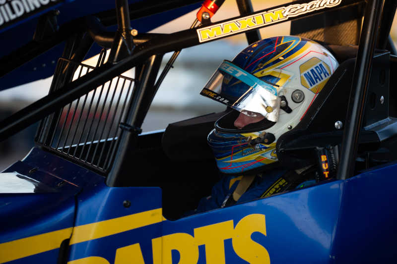 Brad Sweet NAPA AUTO PARTS 49 Pevely Ironman 2020