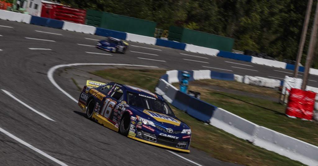 Gio Scelzi Evergreen Speedway BMR NAPA AUTO PARTS 16