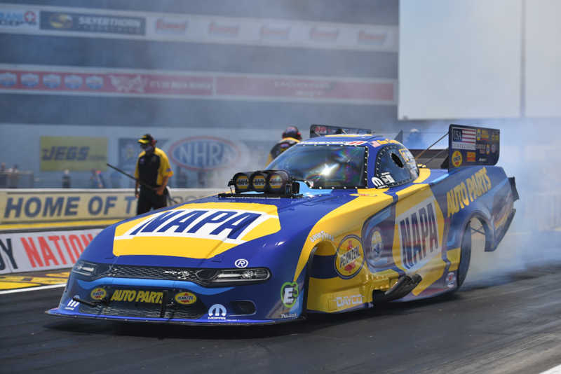 Dodge NHRA Indy Nats presented by Pennzoil