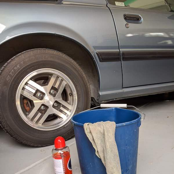 Tire detailing (courtesy Jeff Swain)
