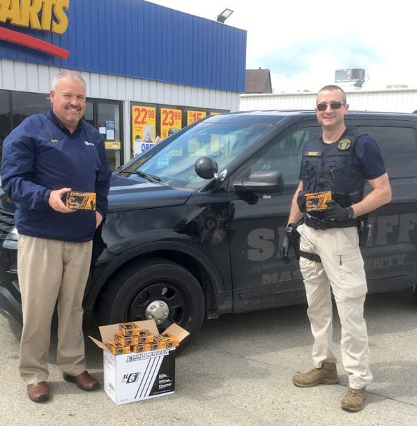 Kentucky NAPA AUTO PARTS Store Helps Keep Community Safe