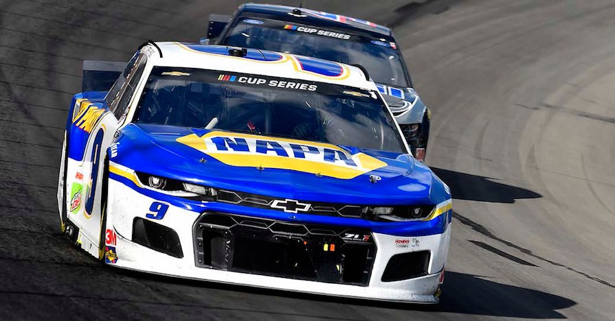 Elliott Poised For Final NASCAR Cup Series Push