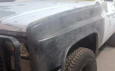 Autobody Repair