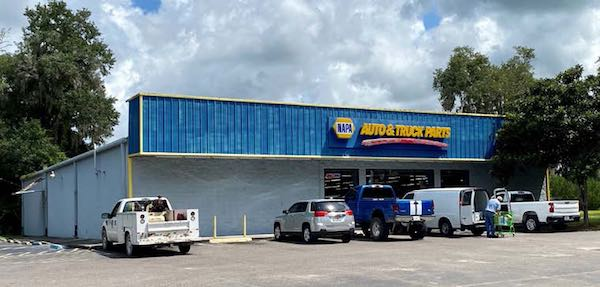 "Gulf Coast Parts Keeps NAPA #1 Around Florida's ""Big Bend"""