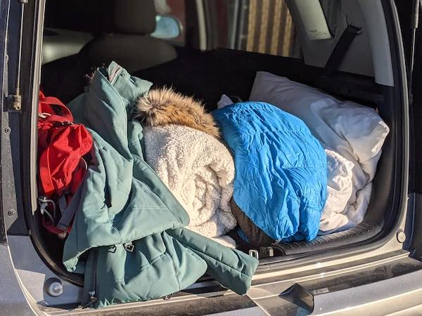 Winter Camping Tips: How to Prepare Your Vehicle