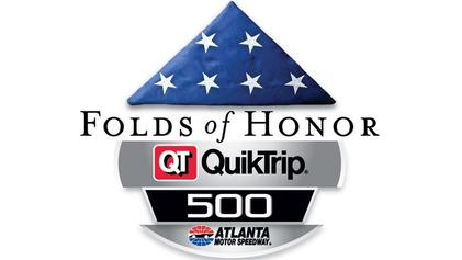 NASCAR Cup Series: Folds of Honor QuikTrip 500