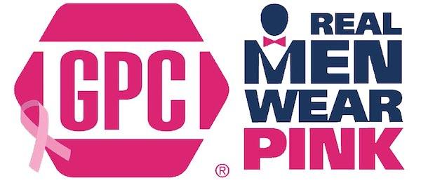 GPC Real Men Wear Pink logo