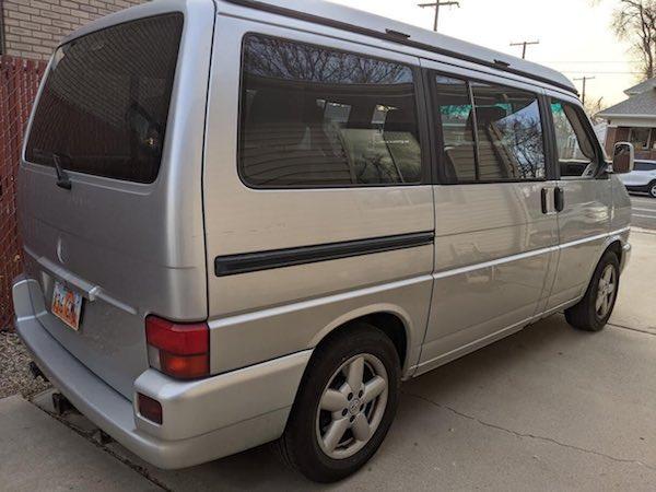 Converted Camper Van