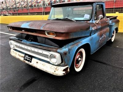 Classic Chevrolet C Series Pickup Truck
