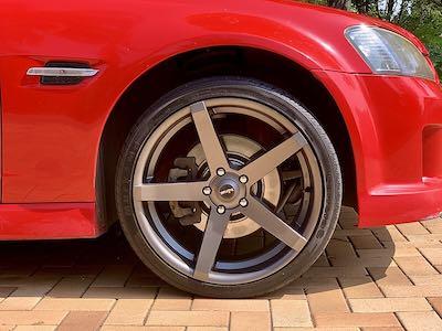 Holden Ute wheels