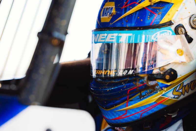 Brad Sweet 49 Jason Johnson Classic 2021 NAPA AUTO PARTS win