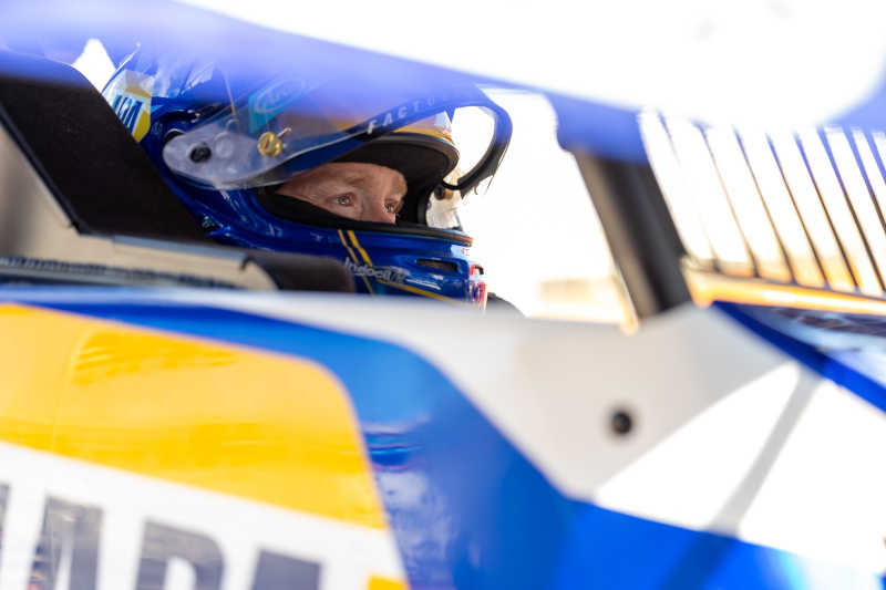 Brad Sweet Bristol Motor Speedway 2021 NAPA AUTO PARTS 49