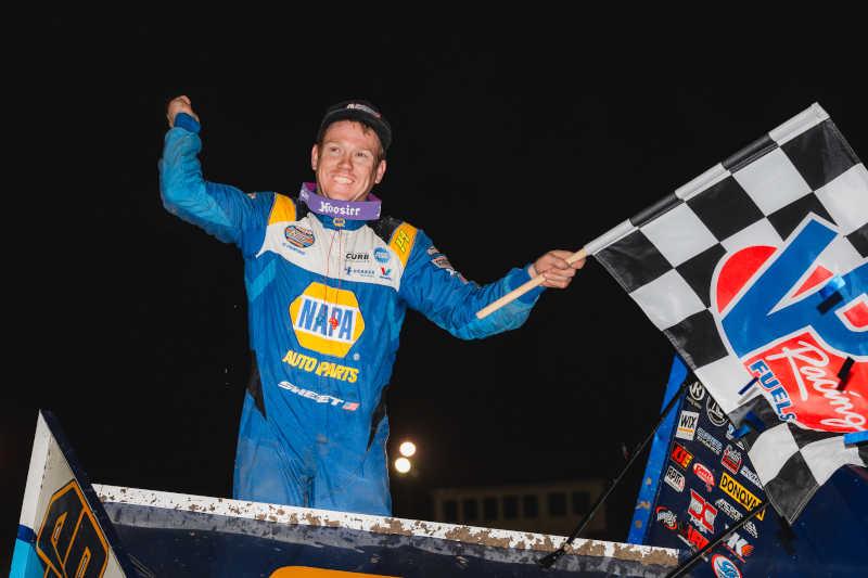 Brad Sweet I-55 Raceway Pevely NAPA AUTO PARTS 49 2021