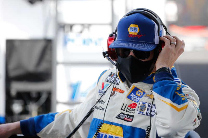 #9: Alan Gustafson, Hendrick Motorsports, Chevrolet Camaro NAPA Auto Parts