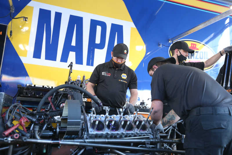 Denso Spark Plugs Four-Wide Nationals