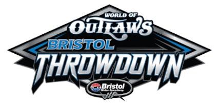 World of Outlaws Bristol Throwdown