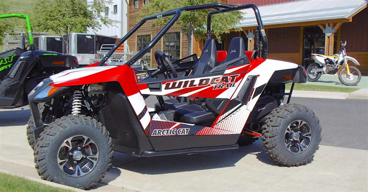 UTV accessories can make your work safer and easier.
