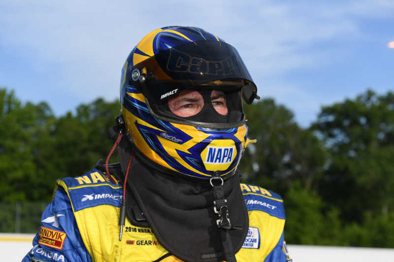 Ron Capps NHRA Four-Wide Nationals Charlotte 2021 NAPA AUTO PARTS