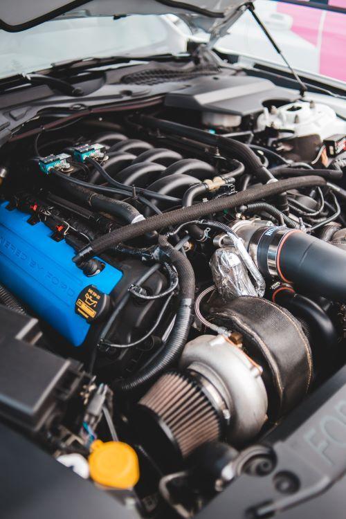 Ford Engine Bay