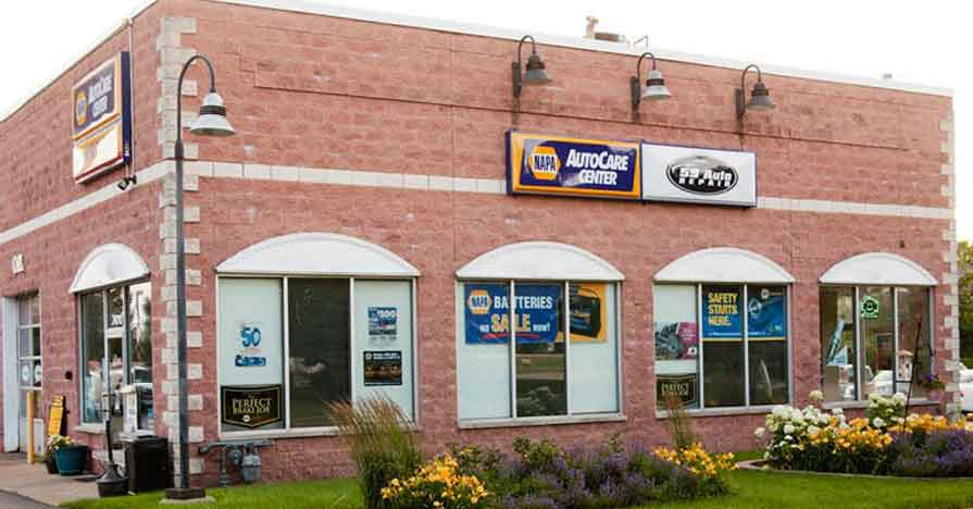 59 Auto Repair Named 2021 NAPA AutoCare Center of the Year