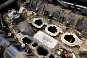 Chrysler V6 Leaking Oil Filter Housings