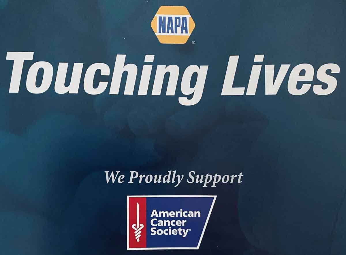GPC & NAPA Partner With The American Cancer Society (ACS)