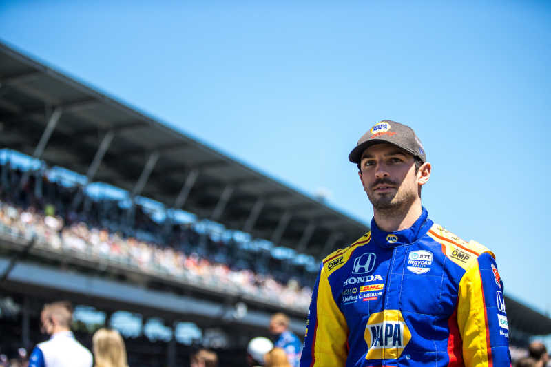 | Photographer: Andy Clary| Event: Indianapolis 500| Circuit: Indianapolis Motor Speedway| Location: Speedway, Indiana| Series: NTT IndyCar Series| Season: 2021| Country: United States| Keyword: motor racing| Keyword: motorsport|Keyword: open wheel|Keyword: single seater|Keyword: IN|Keyword: USA|Keyword: US|Keyword: road course|Keyword: IMS|Keyword: May|Keyword: Brickyard|| Session: Race|