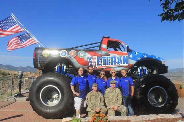 Veteran Monster Truck Team