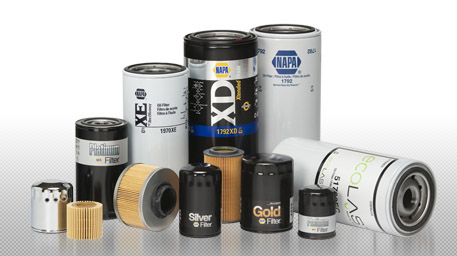 An oil filter can help optimize the life of your car's engine.
