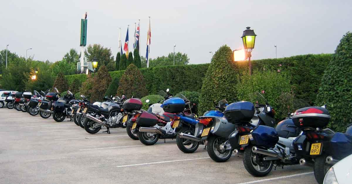 Motorcyle Trip