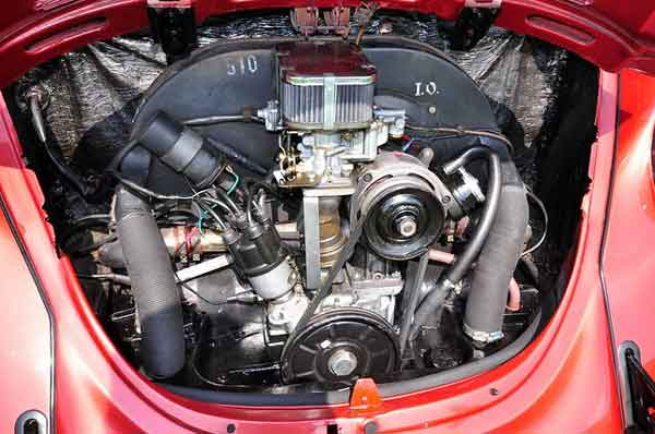 What is an Air Cooled Engine?