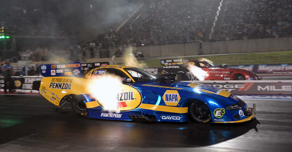 Ron Capps 2021 Mile High Nationals