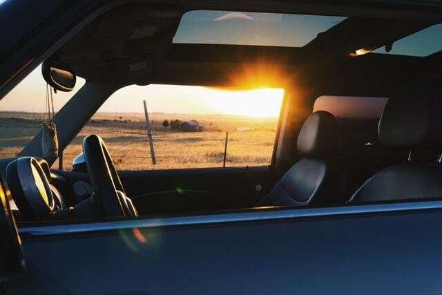 Sunroof leaking can cause moisture to enter your car's cabin.
