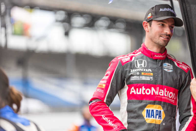 | Photographer: Andy Clary| Event: | Circuit: Indiapolis Motor Speedway| Location: Speedway, Indiana| Series: NTT IndyCar Series| Season: 2021| Country: United States| Keyword: motor racing| Keyword: motorsport|Keyword: open wheel|Keyword: single seater|Keyword: IN|Keyword: USA|Keyword: US|Keyword: road course|Keyword: August|| Session: P1|Keyword: practice|Keyword: practice 1|Keyword: FP1|
