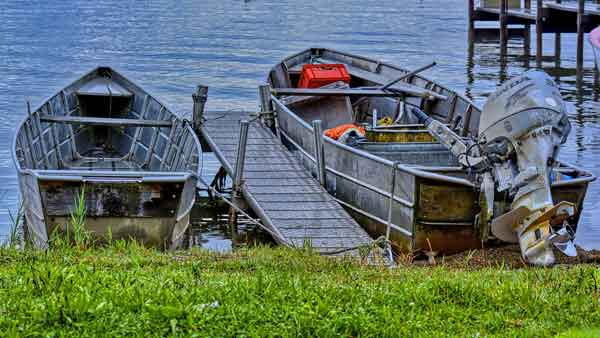 Overheating can cause major damage to your boat's engine.