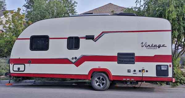 Different Kinds of Camper Trailers