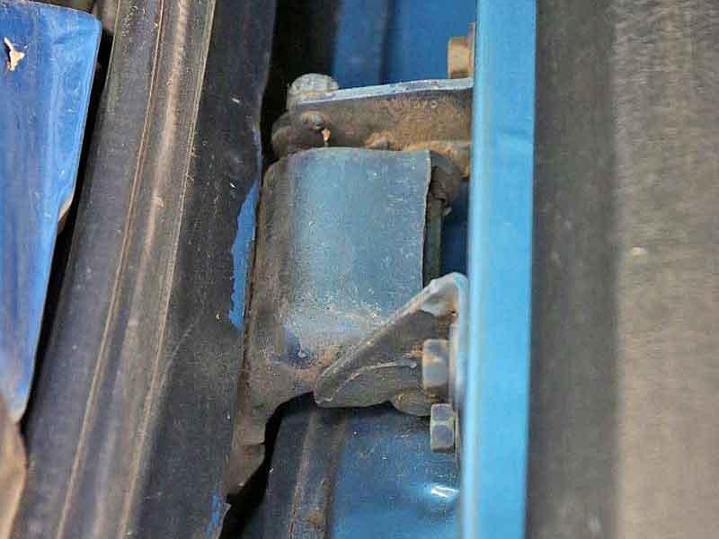 car door hinge