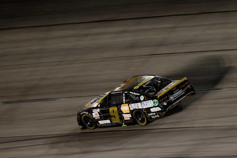#9: Chase Elliott, Hendrick Motorsports, Chevrolet Camaro NAPA/Children's