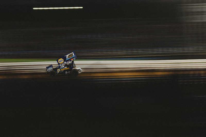 Brad Sweet NAPA AUTO PARTS 49 Williams Gove National Open 2021