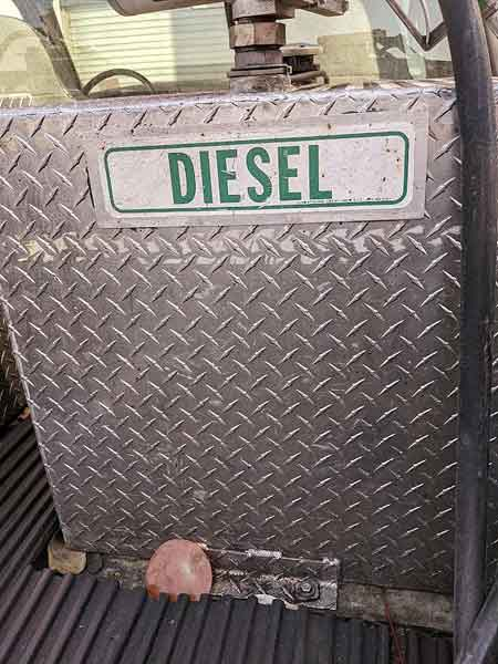 How to Clean a Fuel Transfer Tank